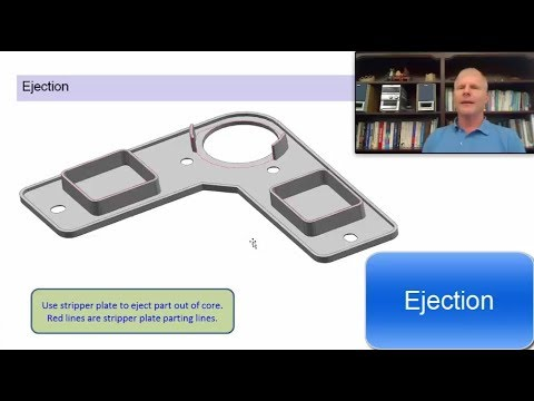How to communicate Ejection strategy with your offshore tool maker by Brian Steuer