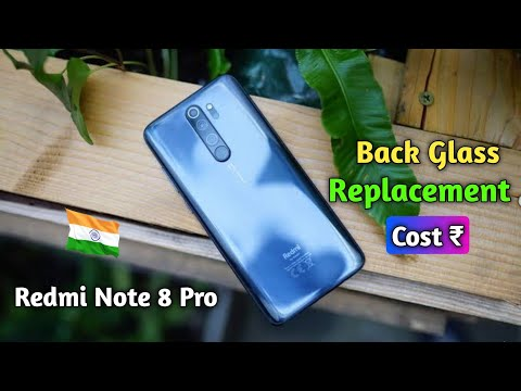 Redmi Note 8 Pro Screen Replacement Cost ⚡⚡