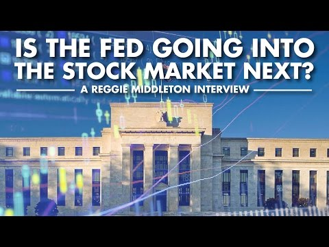 Is the FED Going Into The Stock Market Next? - Reggie Middleton Interview