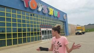 "Abandonded Toys ""r"" Us Dayton Mall Area"