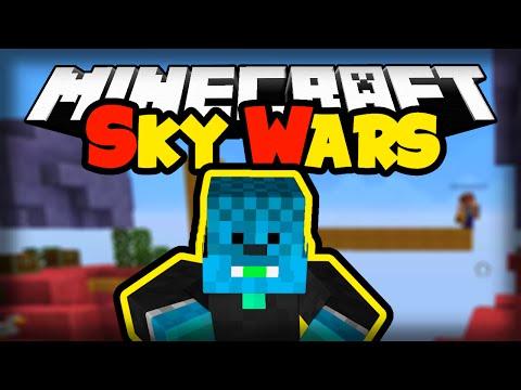 Minecraft: JEL MI SMIJEMO IMATI OKLOP?!! | Sky Wars 1.8
