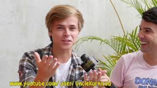 Entrevista YouTubers - Andynsane y Luke Korns