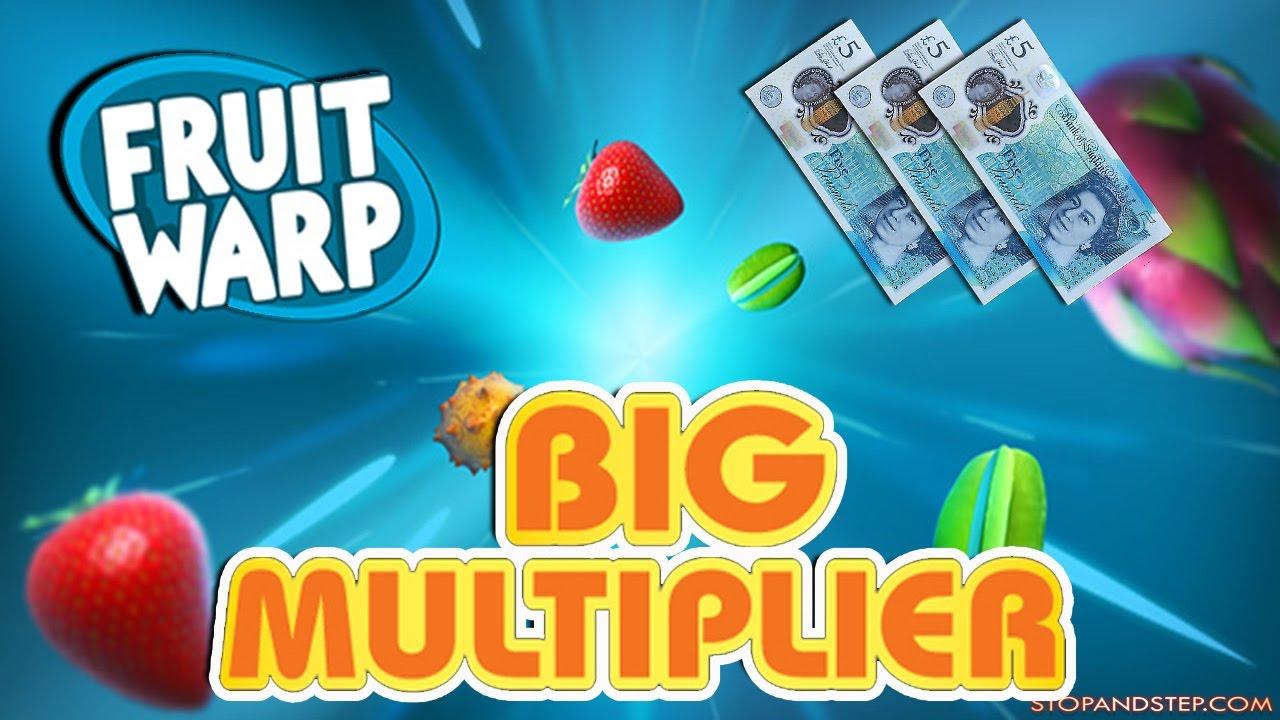 Fruit Warp - Rizk Casino
