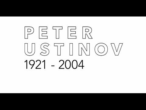 Sir Peter Ustinov: Ein Leben ist nicht genug   Sir Peter Ustinov Stiftung