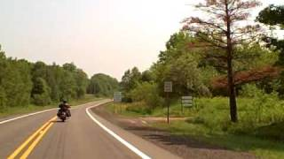 Michigan Upper Peninsula Motorcycle Ride