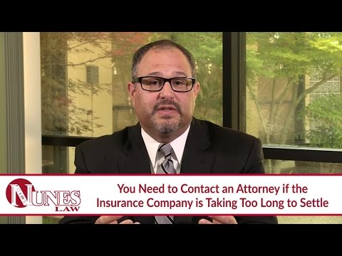 Why Is My Car Accident Settlement Taking So Long To Settle |  CA Injury Lawyer Frank Nunes explains