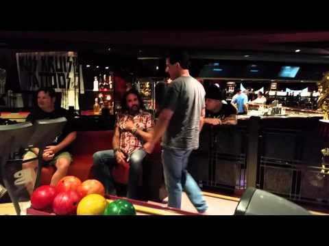 Bowling with The Dead Daisies