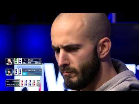 Season 18 WPT Lucky Hearts Final Table Highlights | World Poker Tour
