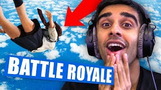 Battle Royale ON A PHONE?! - Knives Out w/ NoahJ456