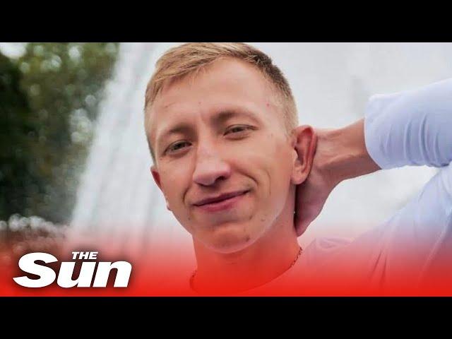 Belarus activist's body found in Kyiv park under suspicious circumstances