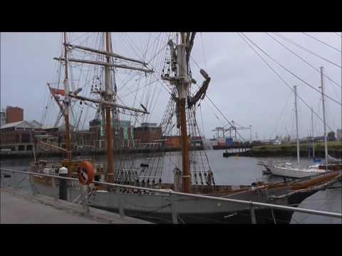 Kaskelot Tall Ship Belfast Maritime Festival 2017