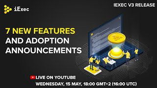 iExec V3 Release: The Official Launch Video