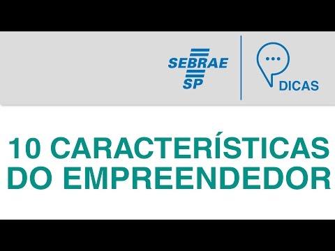 Видео Estudo das Características e Habilidades Empreendedoras