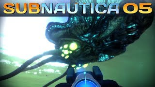 Subnautica #005 | Infiziert aber frei von Blei | Let's Play Gameplay German Deutsch thumbnail