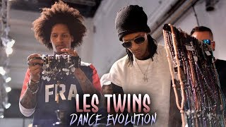 LES TWINS | DANCING EVOLUTION AND HISTORY