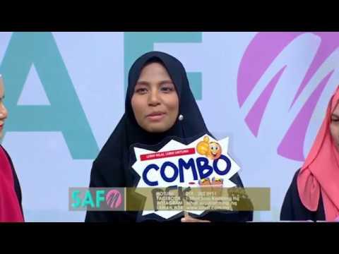 i-sihat susu trending no 1 Malaysia di TV -SAF M Part 2