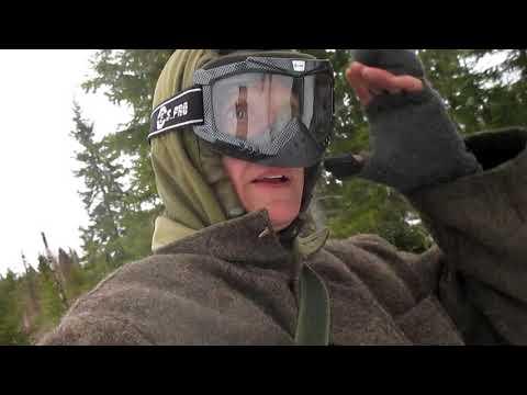 Начало весенней охоты на медведя  2020 1