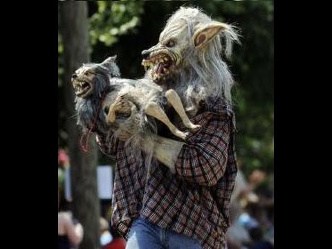 Boogerwoods Nc Haunted Houses Trails Wolfman Baby Werewolf