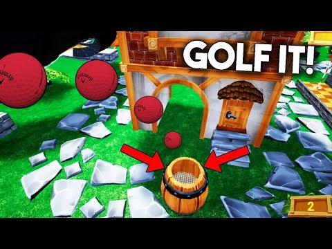 EL FINAL MÁS TENSO! INCREIBLE! Golf It!
