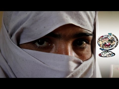 Thousands Of Afghan Women Jailed For