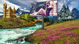 Урок 29. Монтаж красивого видеофона для слайд-шоу в Proshow Producer