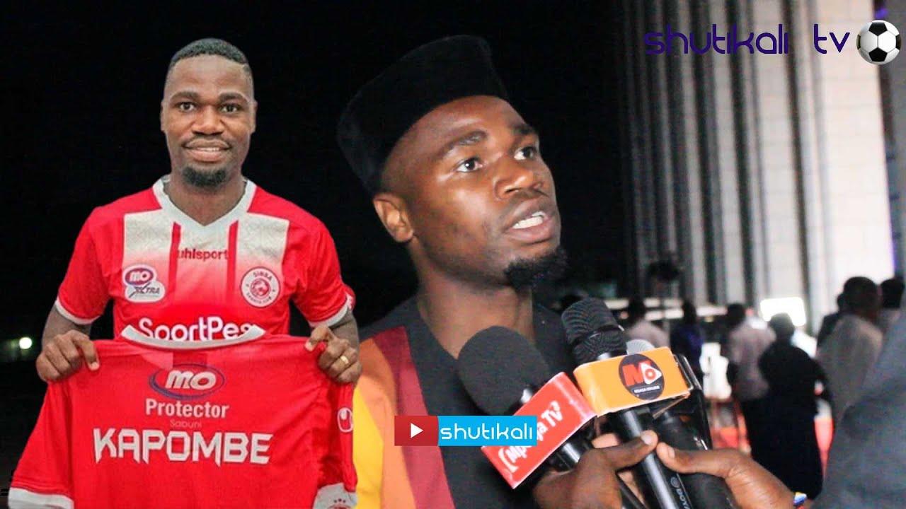 Download Kapombe anaipenda Simba aahidi Kupambana Mwanzo mwisho awatoa Hofu wanaokuja waige