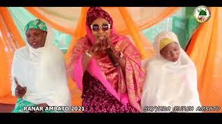 Download Matar Hafiz Abdallah ta sashi kuka a wurin taro #Ambato