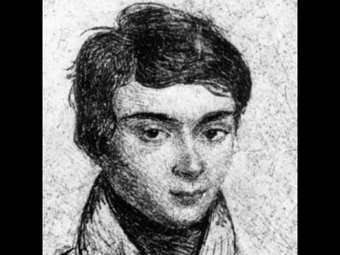 The Memoirs and Legacy of Évariste Galois - Dr Peter Neumann