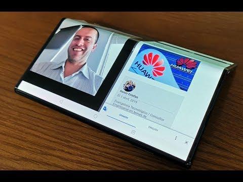 ¿Quiere saber algo acerca del Mate X de Huawei? Aquí están todos los detalles!