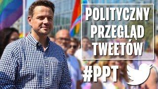 """""""Tolerancja"""" na Paradzie Równości 2019 - Polityczny Przegląd Tweetów."""