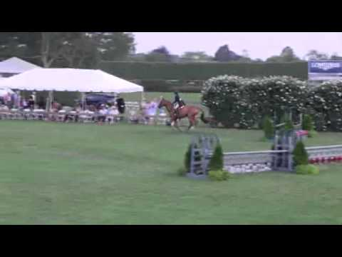 Video of BALTHAZAR ridden by EMILY SUN from ShowNet!