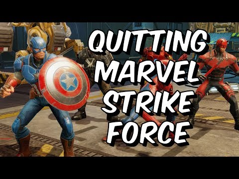 Marvel Strike Force's microtransactions go beyond the mobile