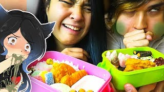 DISGUSTING BENTO CHALLENGE