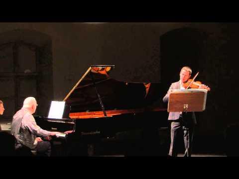 OSTERFESTIVAL TIROL 2013 | Feldman: John Tilbury & Darragh Morgan