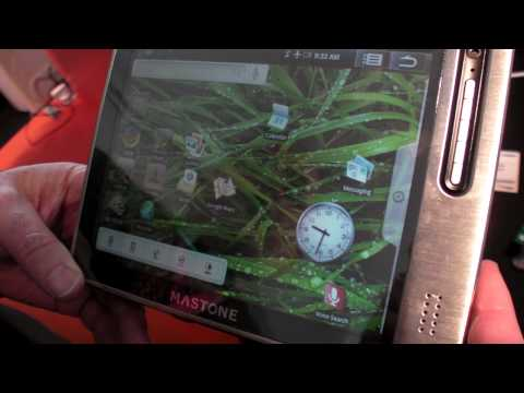 Prowave Android Tablet Powered By Freescale