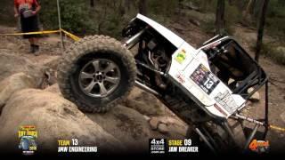 Tuff Truck Challenge 2016 - JMW ENGINEERING on Jaw Breaker