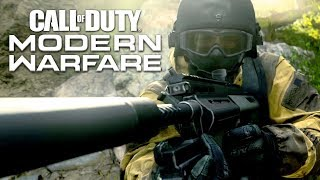 Live: Modern Warfare Alpha Gameplay auf Deutsch