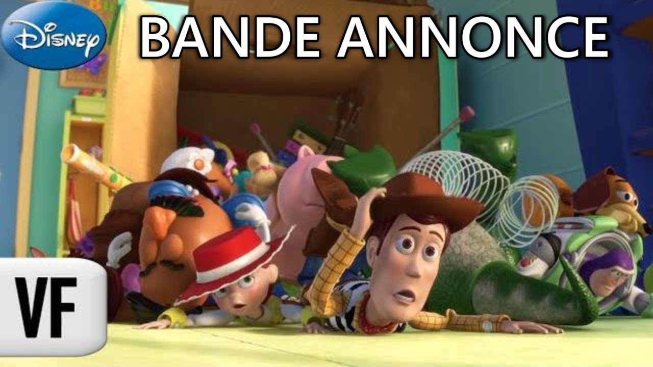 Toy Story 3 Disney 100 Bande Annonce Vf 2010 Hd Youtube