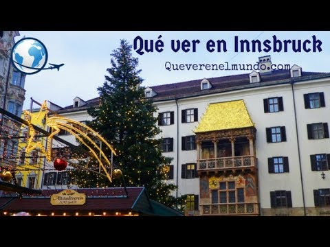 Qué Ver En Innsbruck, Austria