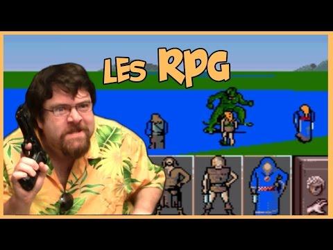 Joueur du Grenier - Les RPG poster