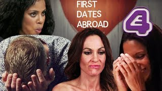 Guy Caught Cheating & More Awkward Dates!! | Best of First Dates Abroad/USA