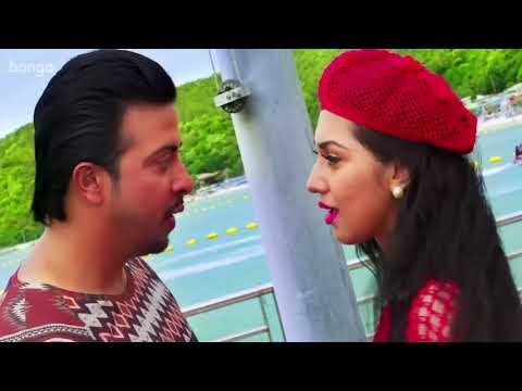 Bhalobasi   Raja Babu 2015   Full Bangla Movie Song    ba Shakib Khan   Apu Biswas