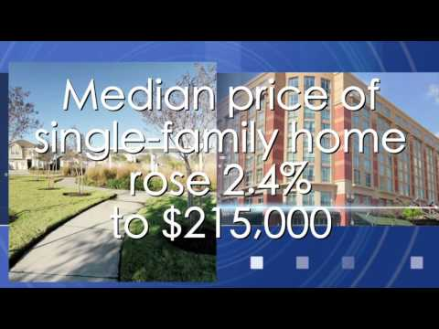 Houston Housing Minute for March 2016