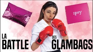 BATTLE DE MARS : GLAMBAG VS GLAMBAG PLUS
