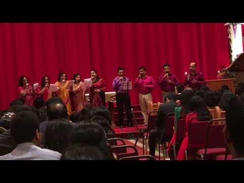 Christmas Songs by Choir 24Dec2015