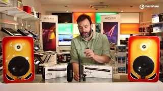 Unboxing de micrófonos para vídeo Røde NTG4 y NTG4+ en MicroFusa Madrid