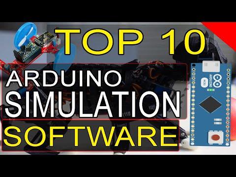 Arduino Simulation Software