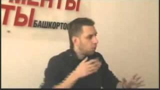 Фрагмент интервью А. Похабова в уфимской редакции АиФ