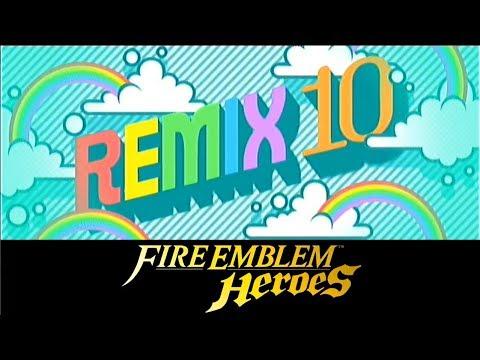 Fire Emblem Heroes x Rhythm Heaven Fever [Remix 10]