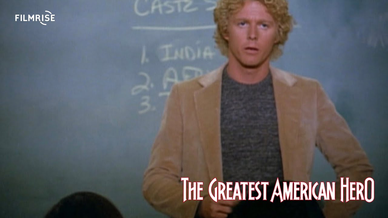 The Greatest American Hero - Season 1, Episode 5 - Reseda Rose - Full Episode